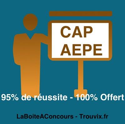 CAP AEPE Gratuit